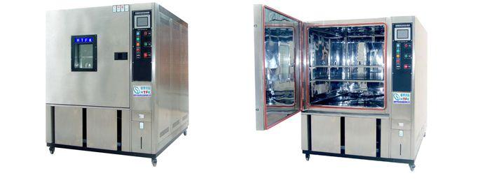 进口压缩机、液晶触摸屏控制高低温试验箱