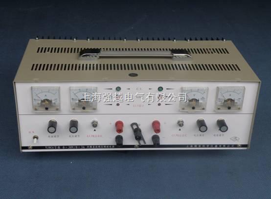 YJ83直流稳压电源