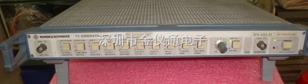 R&S  TV GENERATOR PAL SGPF电视视频信号发生器