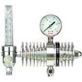 散热片式二氧化碳减压器