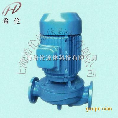 SG-管道泵