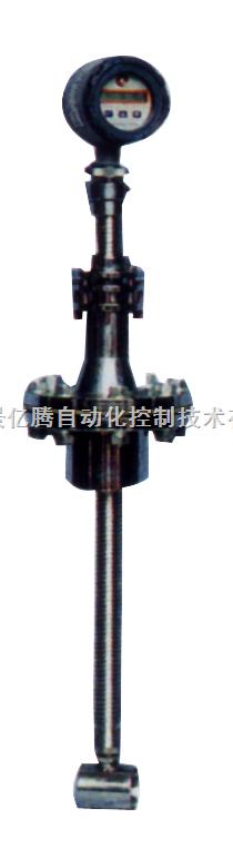 LUCB型插入式涡街流量传感器/变送器-LUCB型插入式涡街流量传感器/变送器