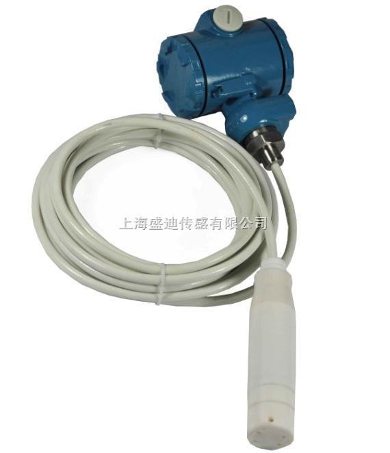 高精度防强腐蚀液位变送器