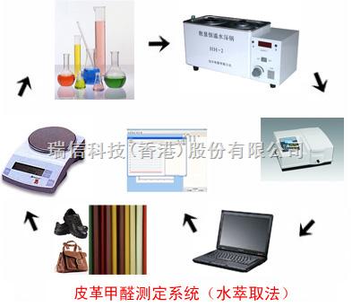 皮革、皮毛甲醛测试系统(水萃取法)