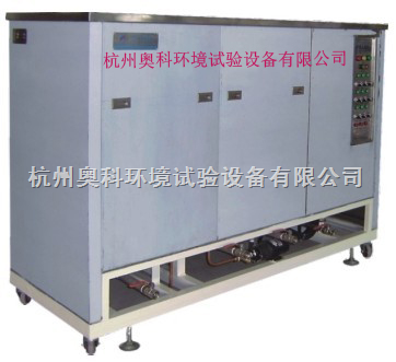 AK-2000J雙槽式系列超音波氣相清洗機