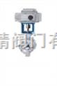 進口電子式V型調節閥