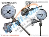 WSSY-411BF K 不銹鋼遠傳雙金屬溫度計