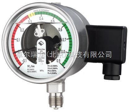 RCHG-卷曲環不銹鋼SF6—氣體密度計