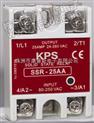 单相固态繼電器SSR-25AA