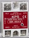 康普斯交流控交流单相固态继电器SSR 40AA-H