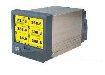 GDV3000十二通道单色无纸记录仪(黄屏)