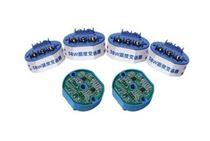 工業熱電偶、熱電阻配套使用SBW系列溫度變送器