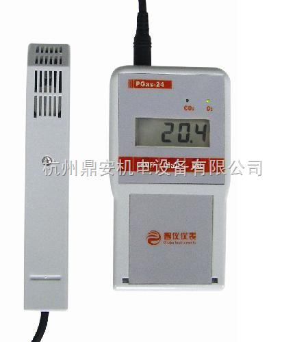 手持式双气体检测仪