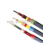 聚氯乙烯绝缘护套耐火电力电缆