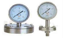 YP-100/150系列膜片压力表