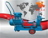 北京JMZ、FMZ型不銹鋼移動式自吸泵