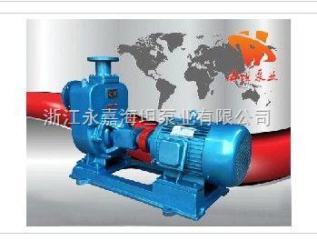 ZW型自吸排污泵(自吸污水泵)