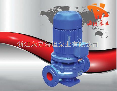 ISGD型低轉速立式管道泵