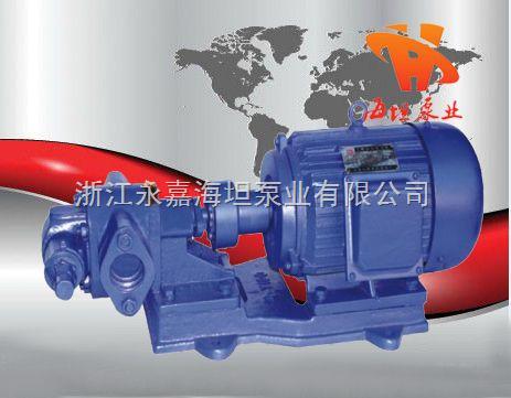 永嘉县海坦泵业有限公司 KCB/2CY型齿轮油泵