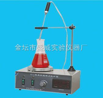 磁力加热搅拌器85-2/HJ-3