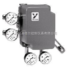 VPP02,VPP03-雙作用氣動閥門定位器