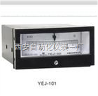 YEJ-101,矩形膜盒壓力表