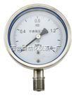 西安Y-100BF不锈钢压力表