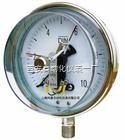 YXC-100BF-不锈钢耐腐蚀电接点压力表