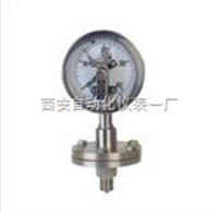 YXCH-100磁簧式电接点压力表
