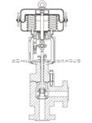高壓套筒型角式調節閥