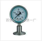 卫生型隔膜压力表MC