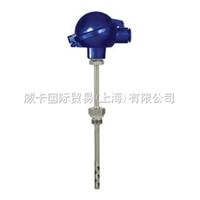 配穿孔套管的螺紋連接熱電阻溫度計