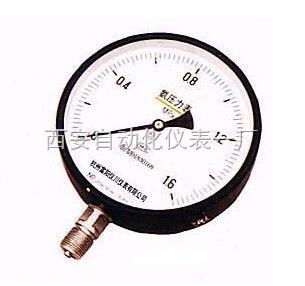 YA100氨气压力表,YA150氨气压力表
