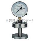 隔膜压力表YTP-100,YTP-150隔膜压力表