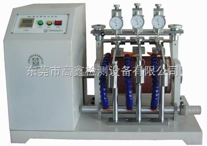GX-5013-NBS橡胶耐磨试验机