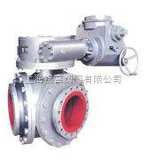 進口鑄石換向閥-進口,鑄石耐磨球型三通換向閥