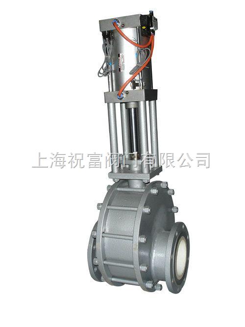 进口气动旋转阀-进口,气动陶瓷旋转阀GZ644B