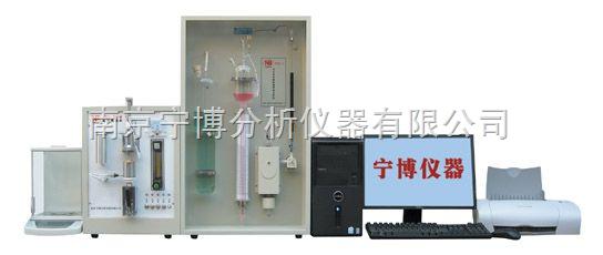全自动电脑碳硫联测分析仪,碳硫分析仪