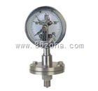 不锈钢耐腐隔膜电接点压力表