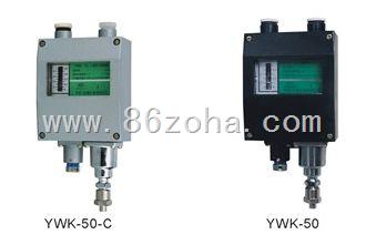 YWK-50-C,YWK-50压力控制器