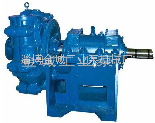 ZGB(P)型渣浆泵