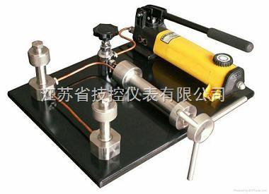 压力校验仪压力泵