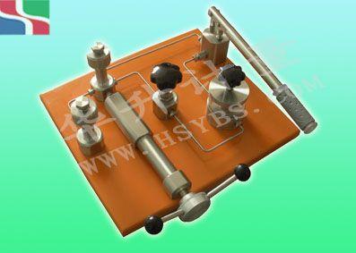 HS-YFT-2002S-台式水压压力泵