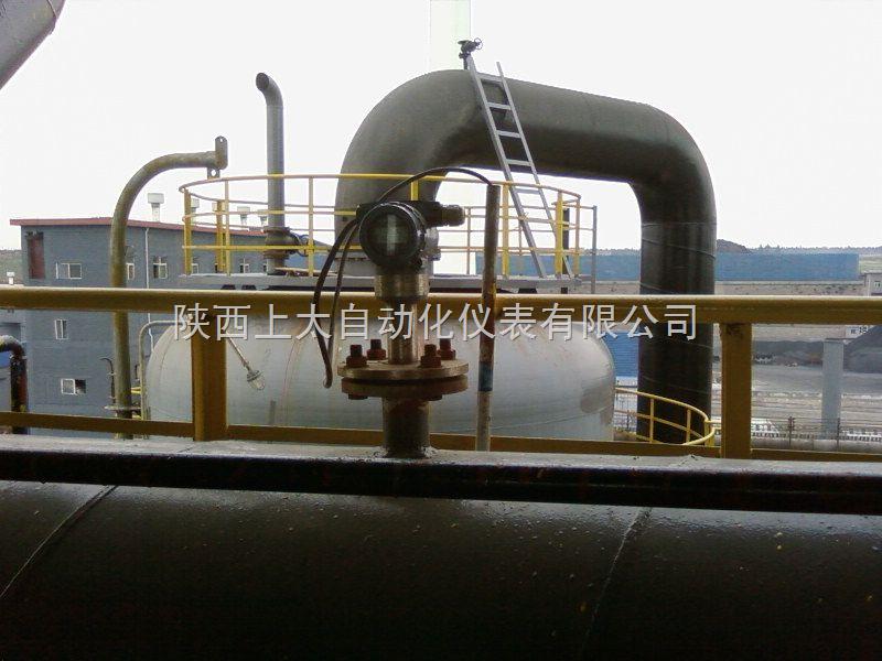 發生爐煤氣流量計-不堵塞免維護型