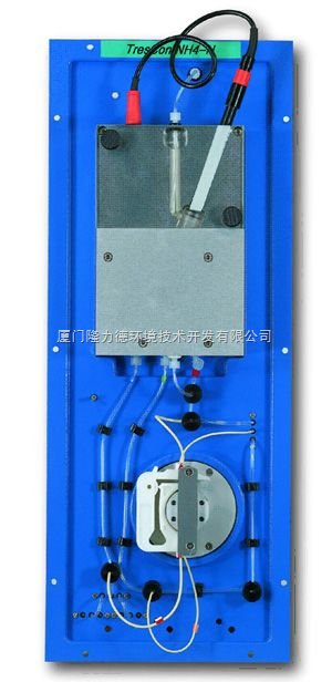 TresCon OA110-在線氨氮測定儀(氨氣敏電極法)