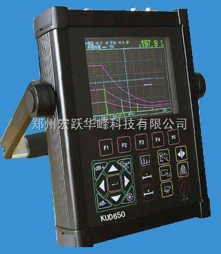 KUD650-焊縫探傷儀