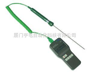 廈門宇電高精度手持式測溫儀表AI-5600 (精度為0.02,分辨率到0.001)