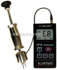KT-R 打桩锤木材水分仪(密度温度可调)