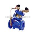 活塞式多功能電磁控制閥 液力自動控制閥 水泵控制閥