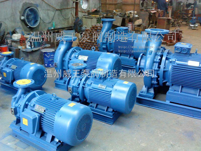 專產不銹鋼管道泵